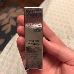 Lancôme color design lipstick! Never worn!!